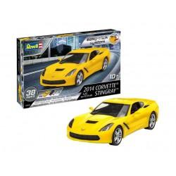 Corvette Stingray Mofdel set.