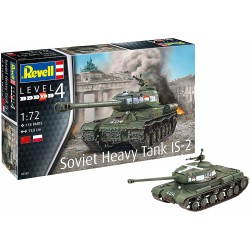 Soviet heavy tank IS-2.