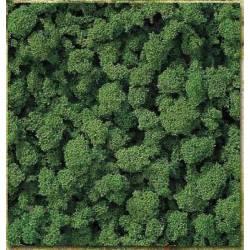 Flocado grueso verde oscuro. BUSCH 7362