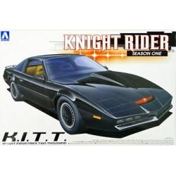 Knight Rider KITT Season 1.