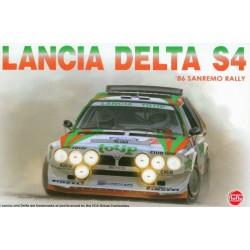 Lancia Delta S4 '86 Monte Carlo Rally Version.