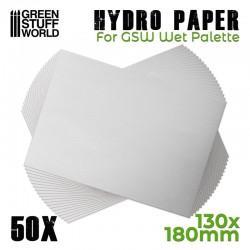 Hydro paper.