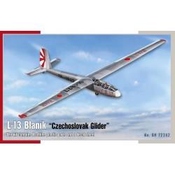 "L-13 Blanik ""Czechoslovak Glider""."