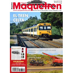 Revista Maquetren, nº 335.