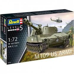 M109 howitzer.
