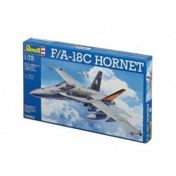 F/A-18C Hornet.