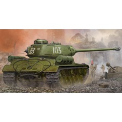 Soviet JS-2 Heavy Tank.