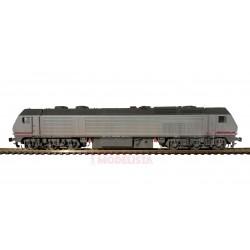 """Locomotive 333.314, """"COMSA""""."""