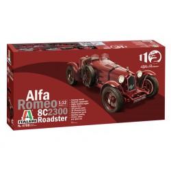 Alfa Romeo 8C 2300 Roadster.