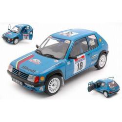 Peugeot 2005 Rally PTS.