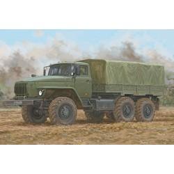 Russian URAL 4320 truck.
