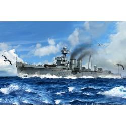 HMS Calcutta.