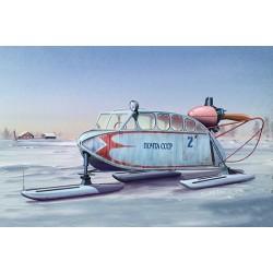 Soviet NKL-6 Aerosan.
