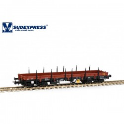 Wagon CP Lyv, without load.