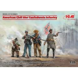 Infantería de la Unión de la guerra civil americana.