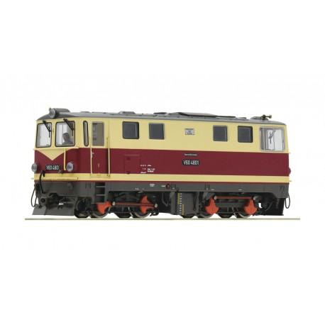 Diesel locomotive class V 60 K, DR.