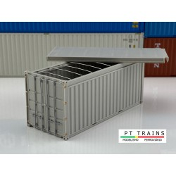 Container 20' (without decoration) .