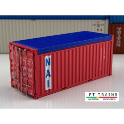Container 20' PSL.