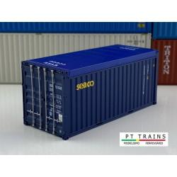 Container 20' SEACO.