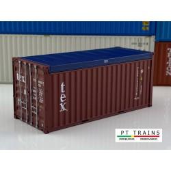 Container 20' TEX.