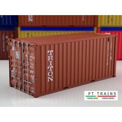 Container 20' TRITON.