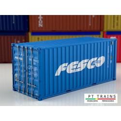 Container 20' FRESCO.