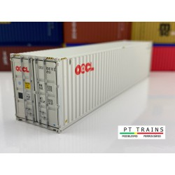 Container 40HC ''OOCL''.