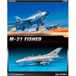 M-21 Fishbed.