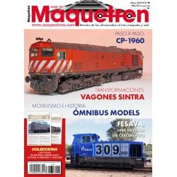 Revista Maquetren, nº 336.