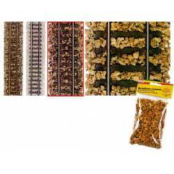 Ground cork imitation. BUSCH 7131