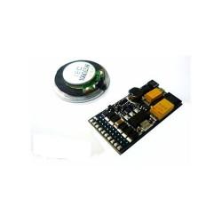 Digital decoder w/ sound for series 440.