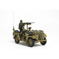 U.S. M151A2 with TOW missile launcher.