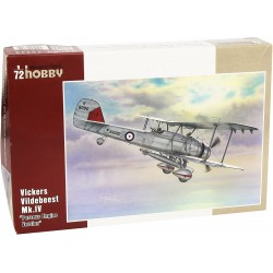 "Vickers Vildebeest Mk.IV. ""Perseus Engine""."