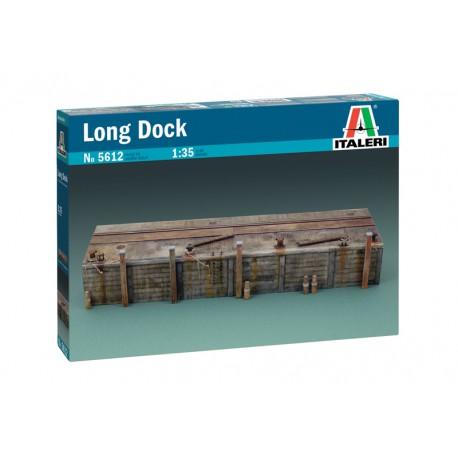 Long dock.