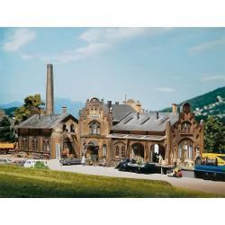 Iron foundry. FALLER 222185