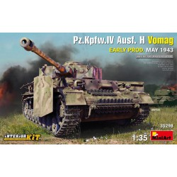 Pz.Kpfw.IV Ausf. H Vomag.