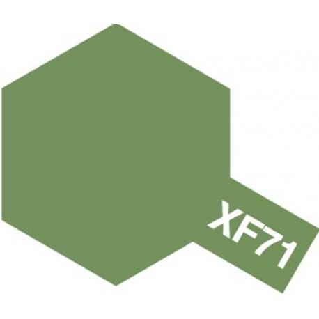 Verde, ejército japonés, 10 ml.