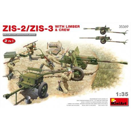 76,2mm div. field gun ZIS-3.