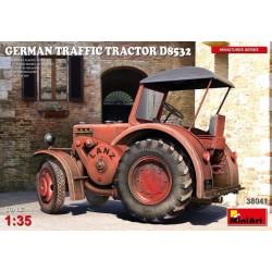German tractor D8532.
