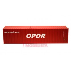 """45´container """"OPDR""""."""