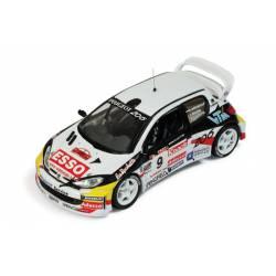 Peugeot 206. Rally Ypres 2000. IXO RAM440