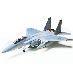 McDonnell Douglas F15C Eagle.