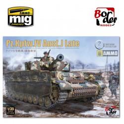 Pz.Kpfw.IV Ausf.J.