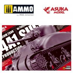 US M4A1 Sherman.