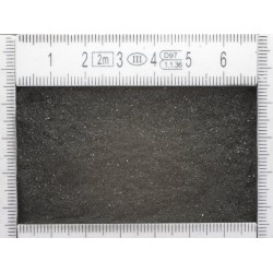 Coal grain size 3 fine.
