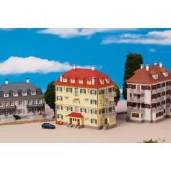 *Edificio de apartamentos. KIBRI 37165