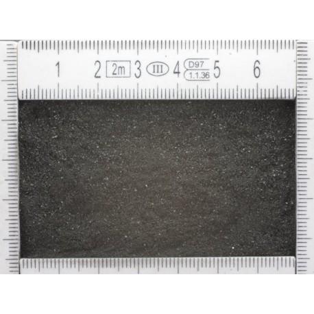 Coal, grain size 3, very fine