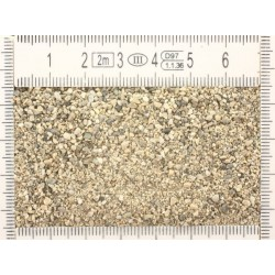 Gravel grain size 1 (H0).