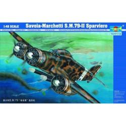 Savoia Marchetti S.M.79-II.
