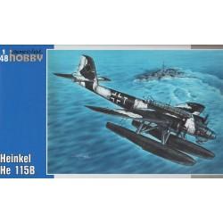 Heinkel He 115B.